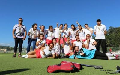 Grupo Desportivo do Viso conquista a Taça de Portugal de Seniores Femininos